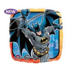 Globo Batman Metalizado 17pulg