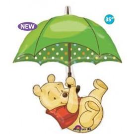 Globo Winnie Pooh Sombrilla XL