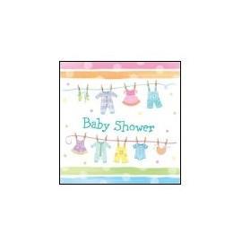Mantel Baby Clothes Plástico Importado