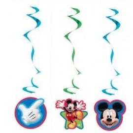 Espiral x3 Mickey Sempertex