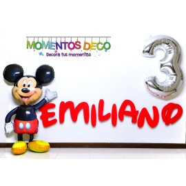 Globo jumbo Mickey Mouse 52pulg