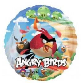 Globo metalizado 18C Angry Birds