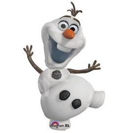 Globo Frozen Olaf XL