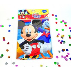 Mantel Mickey plástico Ronda