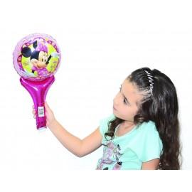 Globo Juguete Minnie Mouse 8.5pulg Importado