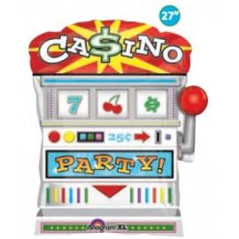 Globo 27pulg XL Máquina Casino