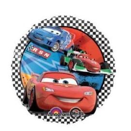 Globo 18pulg Cars