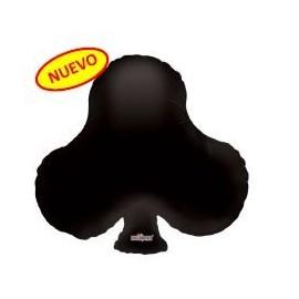 Globo 27pulg XL Poker Pica Negra