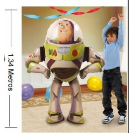Globo metalizado LRG XL Buzz ( Toy Story)