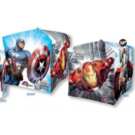 Globo Avengers Cubo (38 cms)