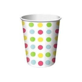 Vasos Cupcake 9oz x8 Importado