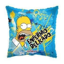 Globo 18pulg Homero alíviate pronto