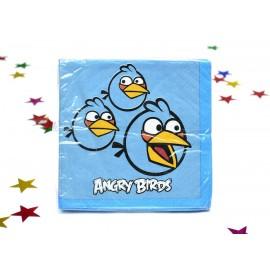 Servilletas Angry Birds x16 importada