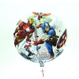 Globo Avengers Burbuja 22pulg (56 cm)