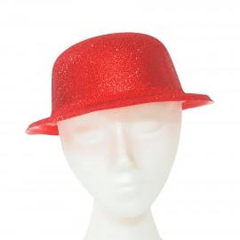 Sombrero Escarcha Copa Redonda