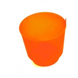 Vasos Traslúcidos corto 8 oz. x20