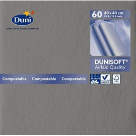 Servilleta Dunisoft 40x40 Paq. 60 unidades