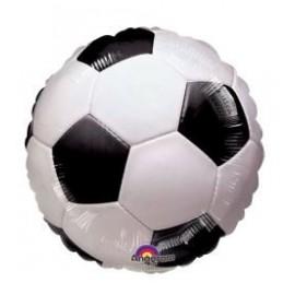 Globo metalizado 18pulg Futbol