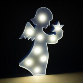 Lámpara Angel con Luces