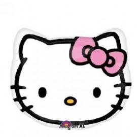 Globo metalizado 18pulg Hello Kitty