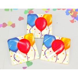 Servilletas Birthday balloons x16