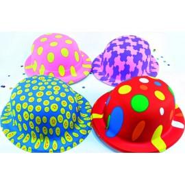Sombreros copa redonda