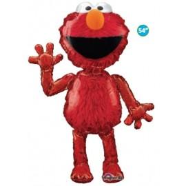 Globo Jumbo Elmo ( Plaza sesamo) 54 pulg