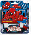 Velas Spiderman X5 Sempertex