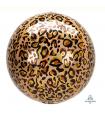 Globo Esfera Orbz Leopardo