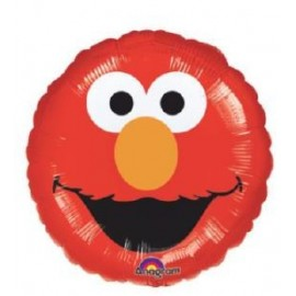 Globo 18pulg Elmo Smiles
