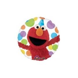 Globo 18pulg Elmo Cumpleaños