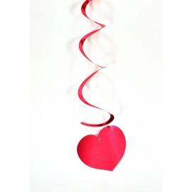 Colgante Espiral Corazón