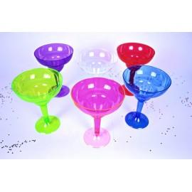 Copas Margarita x6 Plásticas Surtido