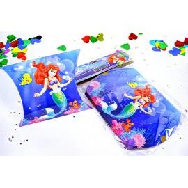 Cajas Sorpresa Sirenita Ariel x8 Ronda