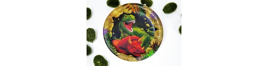 Fiesta de dinosaurios