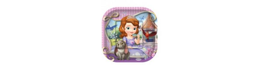 Fiestas Princesa Sofia