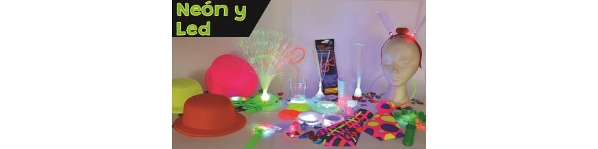 Fiestas tematicas Neon