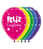 Globos Latex Unicolor