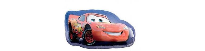 Globos Metalizados Cars